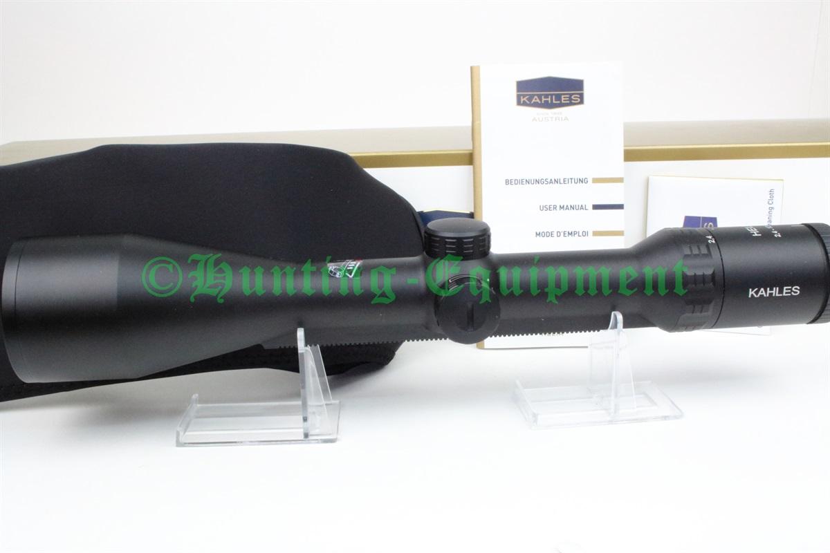 Hunting equipment jagdausrüstung und zubehör kahles helia 2 4